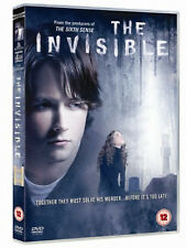 THE INVISIBLE DVD Justin Chatwin Margarita Levieva UK Release New Sealed R2
