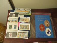GIFT LOT British colonies_Solomon islands, Antigua, Marshall Islands_70+ stamps