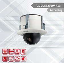 Hikvision Network Speed Dome Camera DS-2DE5230W-AE3 2MP PoE In-ceiling 30x Zoom