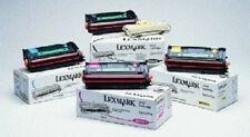 Orig. Toner Lexmark C710 C710N / 10E0040 10E0041 10E0042 10E0043 Cartridges
