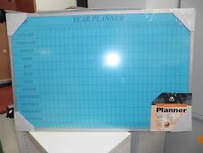OFFICE 900MM YEAR PLANNER / WHITEBOARD  BRISBANE