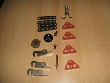 Märklin Elex Metallbaukasten verschiedene Teile Erhaltung siehe Foto