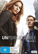 Unforgettable - Season 2 - Eliot NEW R4 DVD