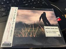 """Brett Anderson """"Wilderness"""" JAPAN cd w/ OBI UNPLAYED TECI 24531"""