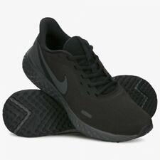Scarpe uomo Nike revolution 5 BQ3204 001 nero tessuto ginnastica running corsa