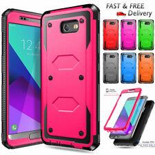For Samsung Galaxy J7 V 2017/Sky Pro/Prime/Perx Phone Case Hybrid Hard TPU Cover