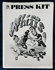 WHIFFS - ELLIOT GOULD, EDDIE ALBERT- MOVIE PRESS KIT - (9) B&W PUBLICITY STILLS