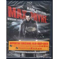 Max Payne BRD Blu Ray Disk Chris O'Donnell / Mark Wahlberg Sigillato