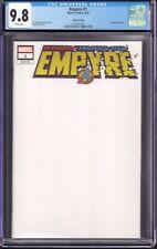 Empyre #1 (Marvel Comics, 2020) CGC 9.8 Sketch Edition