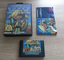 SEGA Mega Drive // Dune II (2) + OVP + Anleitung // dt. PAL CIB