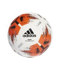 adidas Top Replique Ball Gr.5 - weiß/rot/schwarz