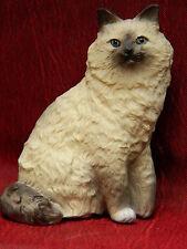Birman Persian Persia Cat Siamese Pet Refrigerator 3D Fridge Magnet