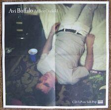 AVI BUFFALO Album POSTER At Best Cuckold  (21 x 21 inches)