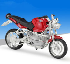 1:18 Maisto BMW R1100R Red Motorcycle Bike Model New in Box