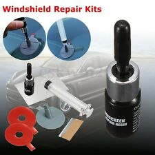 Windscreen Windshield Repair Tool DIY Car Auto Kit Glass For Chip & Crack