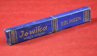 Antique Vintage German Box Jowika Solingen for Straight Razor Original