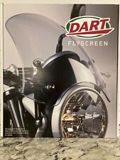 Dart Marlin Flyscreen for Indian Scout,  Light Tint, new with open box