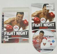 Fight Night: Round 3 (Sony PlayStation 3, 2007)