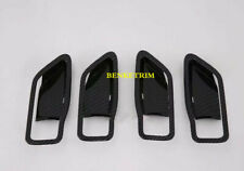 2019 Fit for Toyota Corolla Hatchback Carbon Inner Door Handle Bowl Cover Trim