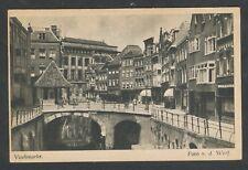 Utrecht  Vischmarkt