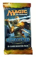 Magic the Gathering TCG, 2014 core set, One Sealed 15-Card Booster Pack