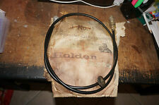 HD HR Holden SPEEDO CABLE PART No: looks to be 7431219 NOS no inner Auto