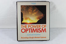 The Power of Optimism 6-Cassette Home Study Course ~ McGinnis