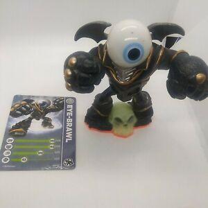 Eye Brawl Skylanders Giants Imaginators Xbox 360 Figure and Card