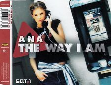 ANA JOHNSSON : THE WAY I AM / CD - TOP-ZUSTAND