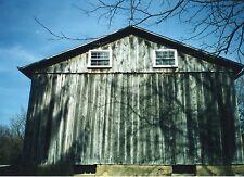 Reclaim Lumber Old Bank Barn  43 x 25 With Cedar Decks Interior Plywood Walls,