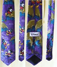 Cravatta volo Disney Topolino lancio atterraggio tie landing fligh Mickey Mouse