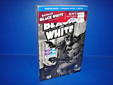 New! Batman Gotham Knight Blu-ray/DVD 2-Disc Set + Batman: Black and White Book