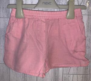 Girls Age 2-3 Years - TU Pink Shorts
