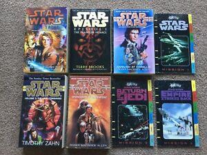 Star Wars vintage  paperback books