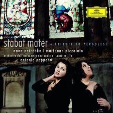 ANNA/PIZZOLATO,MARIANNA NETREBKO - STABAT MATER  CD NEU