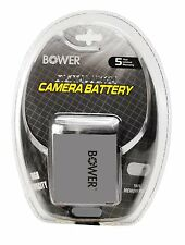 2 X Bower LPE8 LP-E8 Battery for Canon Rebel T2i, T3i, T4i, T5i, SL1, XPDCE8
