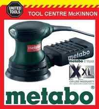 """METABO FSX 200 INTEC 240W 5"""" / 125mm RANDOM ORBITAL PALM SANDER"""