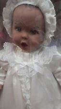 "Gerber African American Collector Doll Coa Nib 18"""