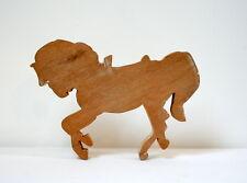 """Support à peindre """"cheval"""" en bois"""