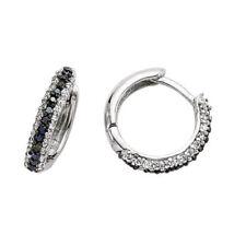 Schnappverschluss Mode-Ohrschmuck aus Sterlingsilber