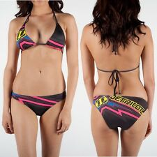 Jetpilot Swimwear Ladies Spark Bikini Size 10 RRP $69.95