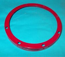 meccano longrine circulaire, No143 rouge