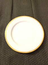 VINTAGE GERMANY BAVARIA FAMAG THE EMPIRE GOLD TRIM SMALL DESSERT PLATE DISH