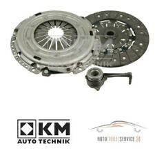 Kupplungssatz KM Germany mit Zentralausrücker 239mm für Audi VW Golf 1.8