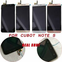 LCD Display Touch Screen Digitizer Assembly Replacement Parts for Cubot Note S
