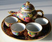 Childs Small Oriental Tea Set