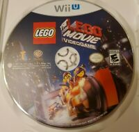 The LEGO Movie Videogame -Nintendo Wii U- Disc Only