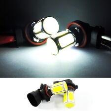 2x 9006 HB4 High Power COB LED Fog Light 36W Xenon White Bulbs For Mercedes-Benz