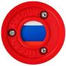 """Green Biscuit Original Puck """"Russia"""". Street- und Inlinehockey Puck, Inliner,"""