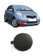 FOR TOYOTA YARIS 06-09 FRONT BUMPER TOW EYE COVER CAP FOR PAINTING 5212752290